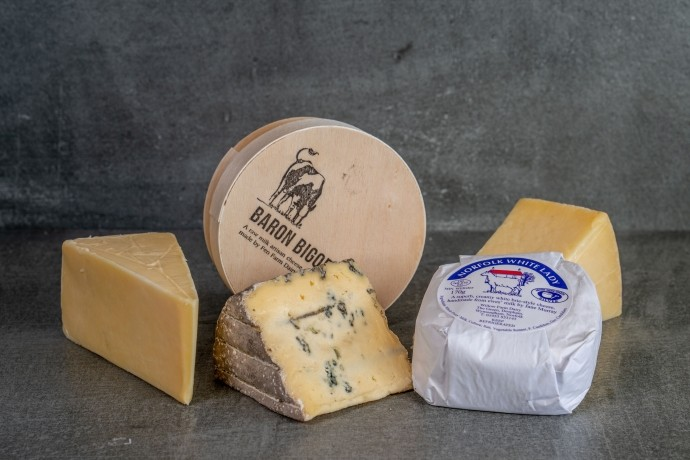 local-cheese-selection