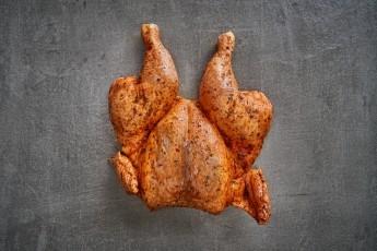 Jamaican Jerk spatchcock chicken