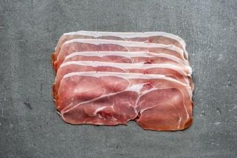 Proscuitto ham